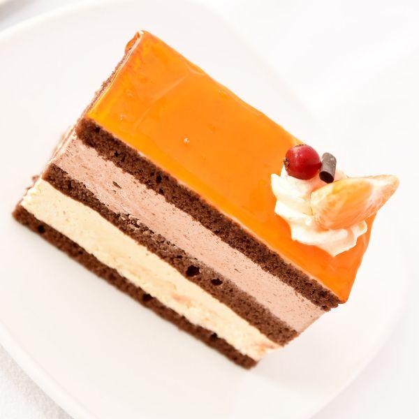 Felie portocale ciocolată